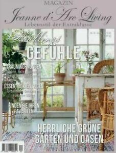 Jeanne d' Arc Living Magazin 4 / 2021 Shabby Chic Vintage Industrie Style