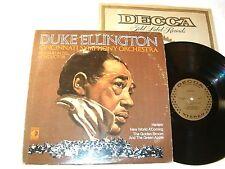 Erich Kunzel & Cincinnati Symphony Orchestra & Duke Ellington, 1970 Jazz LP, VG+