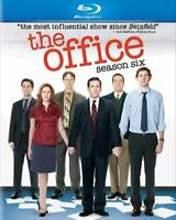 Office: Season Six [Blu-ray] [US Import] -  CD SYVG The Fast Free Shipping