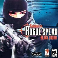 Tom Clancy's Rainbow Six Rogue Spear Black Thorn, PC, CD, ROM