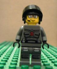 LEGO MINIFIGURE - SPACE – SPACE POLICE III – OFFICER 1 – GENTLY USED