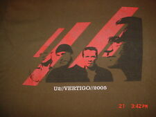 U2-Vertigo-05-LA-NY-Chicago-Vegas-Miami-Tampa-Boston-Los Angeles-Canada-Shirt-M
