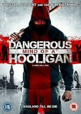 Dangerous Mind of a Hooligan DVD (2014) Simon Phillips  NEW AND SEALED