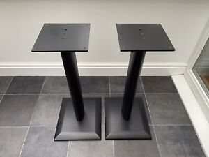 58cm Speaker Stands B&W DM600 DM601 DM602 DM110 Bowers DM4 DM10