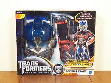 Transformers Optimus Prime Halloween Costume Dark Of The Moon Boys Medium *NEW*