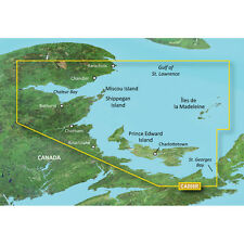 Garmin BlueChart g2 Vision - Vca006R - P.E.I. to Chaleur Bay - Sd Card