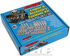 ARP Engine Bolt Kit Black Oxide 12-point Chevy 350-400 cid 86 /& earlier