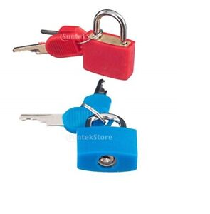 Travels Accessories Locks for suitcases & holdalls - 2 in a pack