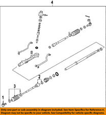 FORD OEM Steering Gear-Outer Tie Rod End AE5Z3A130B