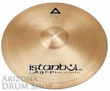 "Istanbul Agop XIST Natural 22"" Ride Cymbal 3,219g - IN STOCK - FREE SHIPPING!"