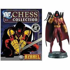 DC Chess Collection #31 Azrael White Pawn piece Eaglemoss Publishing