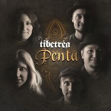TIBETRÉA Penta CD NEU 2020 / Fantasy Folk / Weltmusik