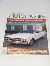 Collectible Automobile Magazine December 1996 Vol 13 - No 4