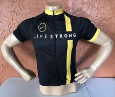 Livestrong Replica Cycling Jersey Size M