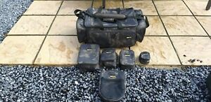 Solar Undercover Camo Luggage carp fishing luggage , rod holdall , carryall etc