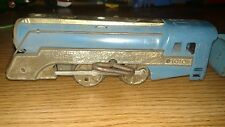 Hafner TIN/METAL Wind Up 1010 Steam Engine WORKS