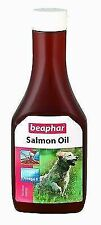 Beaphar Dog Salmon Oil Supplement 425ml