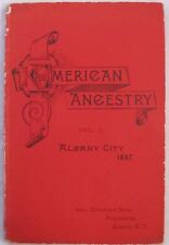Hughes, Thomas P.: American Ancestry: Giving the Name and Descent, the Male Line