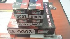 Set of 8 x Champion Iridium Spark Plug 9003