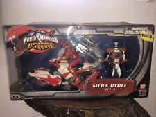 Power Rangers Operation Overdrive Mega Cycle Set A
