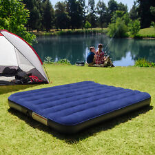 Classic Downy 8.75 Inflatable Airbed Mattress Comfort Sleep Rest Queen Size