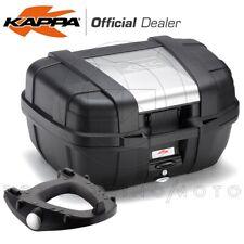 BAULETTO KAPPA GARDA 52LT + PIASTRA MONOKEY TRIUMPH TIGER 800 /XC / XR 2012 2013