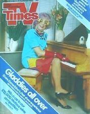 TV Times Dame Edna Everage Rik Mayall The New Statesman Linda Evans