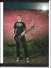Mark Tremonti 2012 Prs guitar 8 x 11 pinup photo Creed Alter Bridge