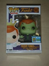 Freddy Funko Frankenstein Pop SDCC 2019 Exclusive Fundays 350 pcs w/ Protector