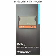 Genuine BlackBerry Torch 9800 9810 F-S1 Battery 1270mAh Original Branded Product