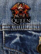 Queen Emaille-Pin-Abzeichen Crest