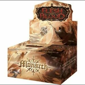 Flesh and Blood TCG Monarch Booster Box 1st Edition (Preorder) Confirmed¡¡¡¡
