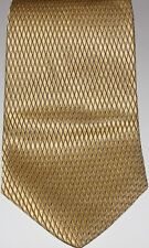 FRANGI Tie Gold Diamond Pattern