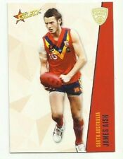 2012 SELECT FUTURE FORCE COLLINGWOOD JAMES AISH #15 CARD COMMON FREE POST