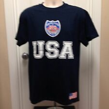 NEW WITH TAGS UNITED STATES SOCCER EST 1966 T SHIRT SMALL