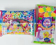 Popin Cookin Japanese Gummi Candy Nerunerunerune Set of 2 Okashi Dagashi Kracie