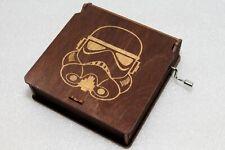 Star Wars Music Box - Paratrooper Clone Sith Jedi - Star Wars Main Title Theme