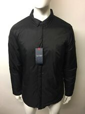 Armani Jeans Coat Size Uk42 EU52 Black