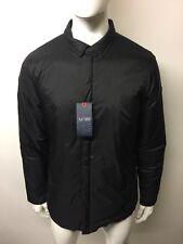 Armani Jeans Coat Size Uk42 EU52 Black