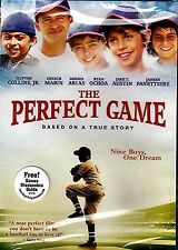 NEW DVD // THE PERFECT GAME // Clifton Collins Jr., Cheech Marin, Jake T. Austin