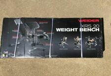 Weider XRS 20 Olympic Weight Bench Preacher Pad & Leg Developer - Ships TODAY!