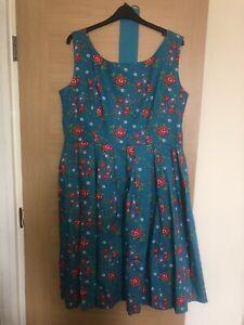 Lindy Bop Dress Size 24