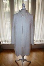 Ladies Paule Ka White Lace duster jacket - Wedding/races - Size 38 - New