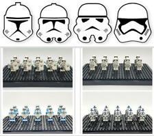 Star Wars Clone Stormtrooper Fit Lego Minifiguren Sammlungen Spielzeuge Geschenk