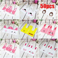 Biscuit  Long Bunny Rabbit Ears Candy Gift Set  Cookie Packaging Candy Bags