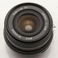 Tokina EL 1:2.8 28mm 2.8 28 mm -- Nikkor Nikon Ai