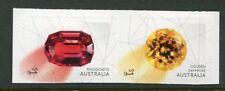 2017 Rare Beauties! Extraordinary Gemstones - Pair of Booklet Stamps