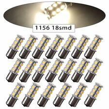 20x White 1156 18LEDS 5050 SMD lights BA15S 1141 Interior Trail Turn 1003 Bulbs