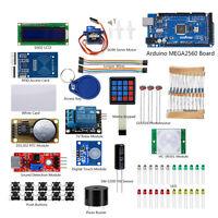 OSOYOO Ultimate RFID Starter Kit for Arduino Mega2560 Motor Relay LCD Servo LED