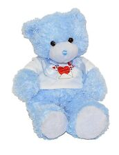 "Melisa and Doug Happy Valentine's Day Boy Bear 22""-Blue"